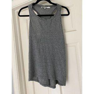 PAM AND GELA Grey Tank Top and Skirt Set P